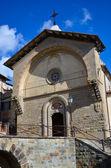 ラッダ ・ イン ・ キアンティ、トスカーナ 3、聖ニコラスの rectory — ストック写真