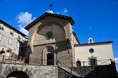 ラッダ ・ イン ・ キアンティ、トスカーナ 2、聖ニコラスの rectory — ストック写真