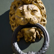 Stock Photo: Door knocker 4