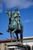 Statue of Ferdinand 1, Florence — Stock Photo