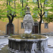 Stock Photo: Fountain of Death, Viterbo