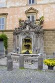 Fountain, Tuscania — Foto Stock