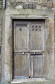 Old door, Bomarzo 3 — Stock Photo