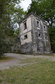 The leaning house, Bomarzo — Stock Photo