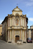 Church of the Snail, Siena — Stock Photo