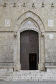 Central Bank Mountain of Paschi, Siena 2 — Stock Photo
