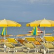 Beach in Cervia 11 — Stock Photo