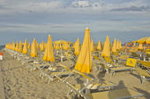 Beach in Cervia 19 — Stock Photo