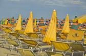 Beach in Cervia 18 — Stock Photo