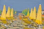 Beach in Cervia  10 — Stock Photo