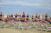 Beach in Cervia  7 — Stock Photo