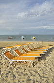 Beach in Cervia  4 — Stock Photo