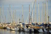 Harbor channel, Cervia  3 — Stock Photo