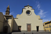 Church of St. Spirito, Florence 3 — Stock Photo