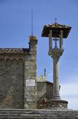 Convent of San Francesco, Fiesole 3 — Stok fotoğraf