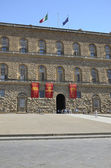 Entrance to the Palazzo Pitti, Florence — Stock Photo