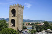 Tower St. Niccolo, Florence 6 — Foto Stock
