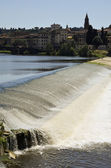 Arno River, Florence 2 — Stock Photo