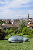 Folon and the Rose Garden, Florence 2 — Stock fotografie