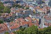 Foto aérea de liubliana, eslovenia 3 — Foto de Stock