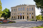 Croatian Academy of Sciences and Arts, Zagreb — Stock Photo