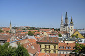 Panoramic view, Zagreb 2 — Stockfoto