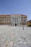 Parliament Palace, Zagreb 4 — Stock Photo