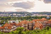 Prague - Podoli — Stock Photo
