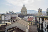 Naples roofs — Stockfoto