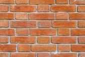 Brick masonry of a wall — Stock Photo