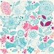 Floral background — Stock Vector #12717972