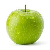 Yeşil elma — Stok fotoğraf