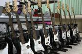 Guitare électrique,. — Photo