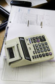 Calculator — Stock Photo