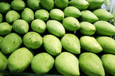 Green mango. — Stock Photo