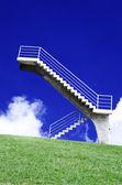 лестница — Стоковое фото
