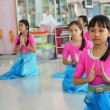 Kids Dance Thailand. — Stock Photo