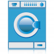 Washer — Stock Vector