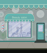 Beauty salon — Stock Vector