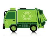 Car garbage. — Stock Vector