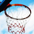 Stock Photo: Hoops Basketball