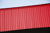 Side of the container — Stock Photo