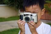 Baby Photography — Stock Photo