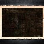 Blank photo frame on the grunge background — Stock Photo #24895171