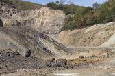 Old mines area — Stock Photo