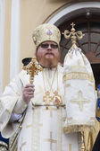 Bishop Tychon of Podolsk — Stock Photo