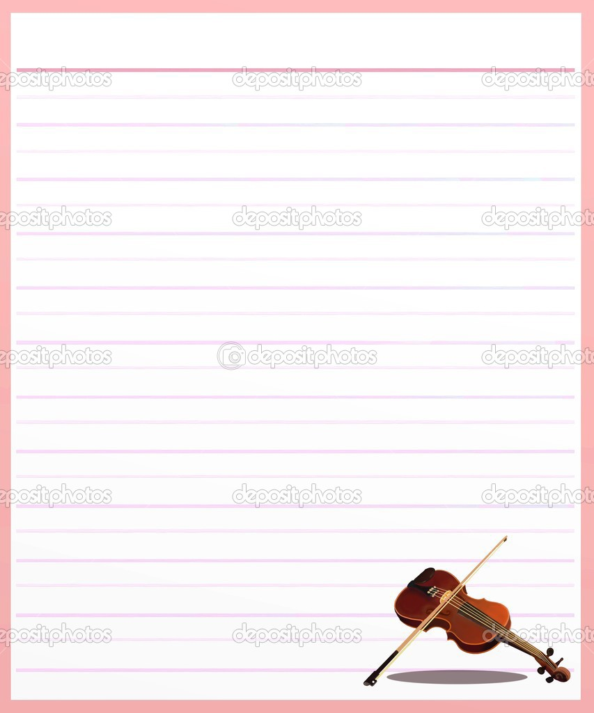 Color Lined Paper engineering paper template word printable – Colored Writing Paper
