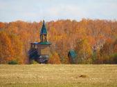 Rosyjski świątyń — Zdjęcie stockowe
