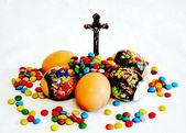 Easter set — Стоковое фото
