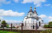 Templos russos — Foto Stock